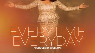 Nike Okebu - Everytime Everyday [Art cover]