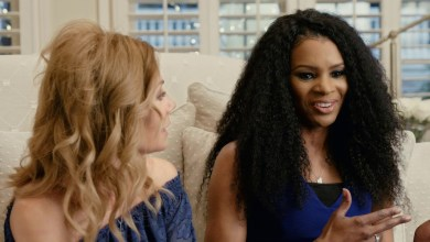 "Photo of Kathie Lee, Nicole C. Mullen Talks the Making of ""The God Who Sees"" [BTS]"