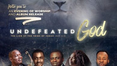 Undefeated God Album - Femi Okunuga