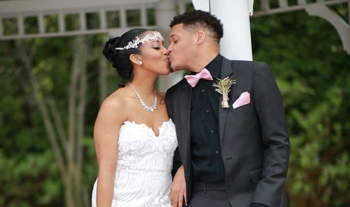 Christon Gray Married_1