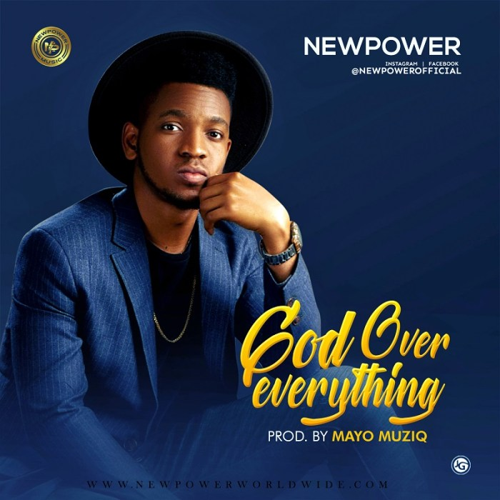 God Over Everything_NEWPOWER