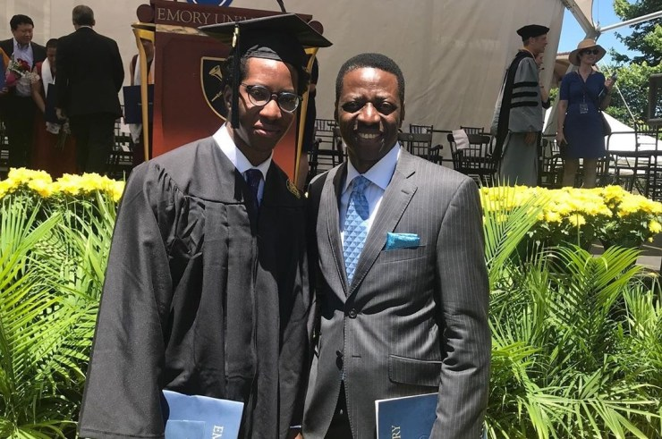 Sam Adeyemi and Son