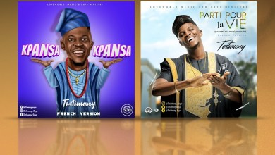 """Photo of Testimony Releases French Version of """"Kpansa Kpansa"""" & """"Gone for Life"""""""