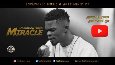 "Photo of Testimony Releases ""MIRACLE"" Single & Music Video"