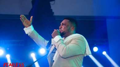 "Photo of Tim Godfrey Delivers a Musical Rendition of ""The Lord's Prayer"""