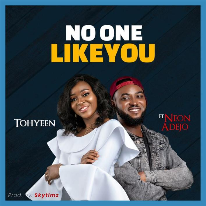 NO ONE LIKE YOU FT N.EON ADEJO (Medium)