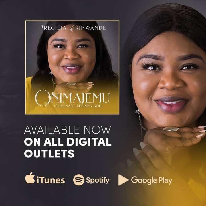Onimajemu (Covenant Keeping God) - Precilia Akinwande