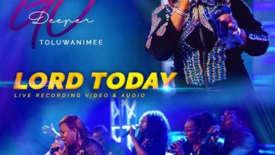 Toluwanimee - Lord Today (Live)