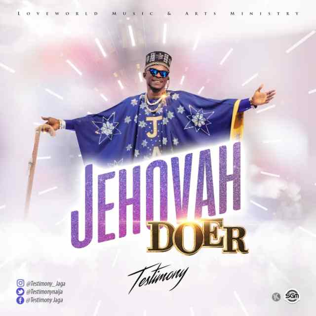 Testimony - Jehovah Doer