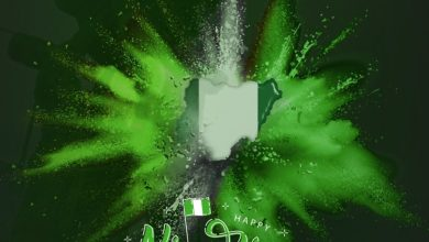 """Photo of """"Nigerians Keep Believing"""" – Happy 59th Independence Day!"""