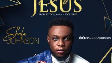 "Photo of ""SING JESUS"" with Shola Johnson's Debut Single"