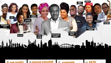 Photo of PRAISE IN THE CITY 2019 feat. Ada, Eben, Chioma Jesus, Tope Alabi, More.