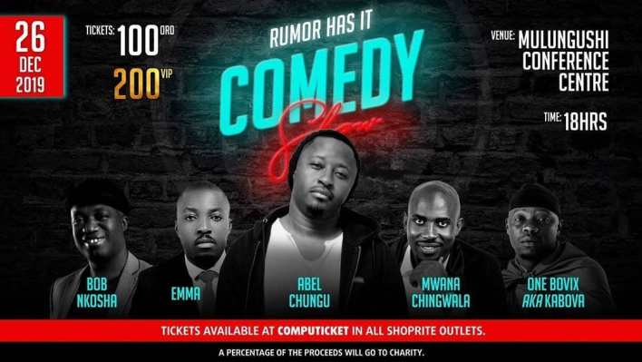 Rumor Has It_Comedy Show_Abel Chungu