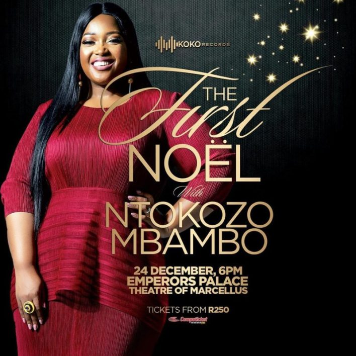 The First Noel with Ntokozo Mbambo