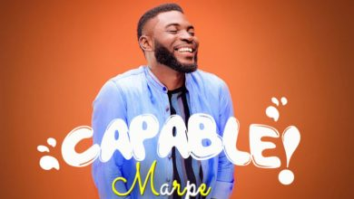"Photo of Marpe Releases ""Capable"" Single"