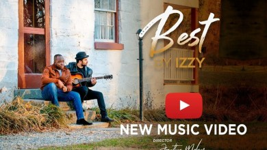 """Photo of Izzy Unveils Official Visual for """"BEST,"""" from The Message"""