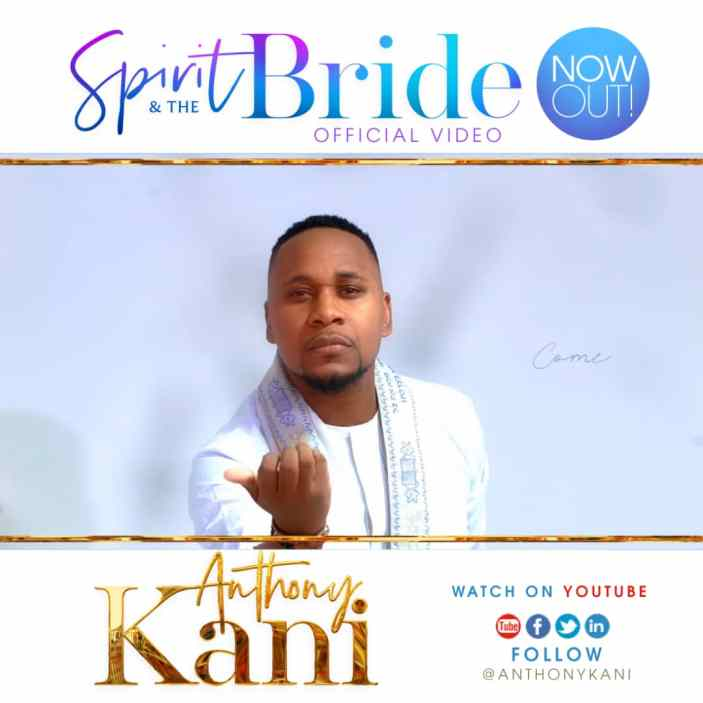 The Spirit and the bride by Anthony Kani