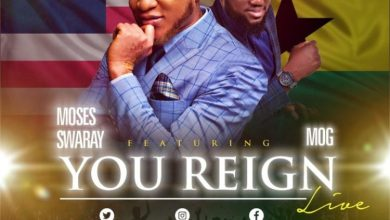 Photo of You Reign: Moses Swaray Teams Up with MOG on New Song