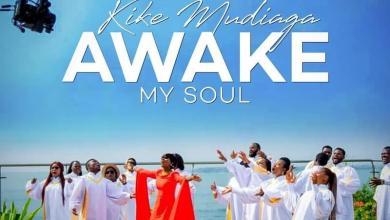Artwork Kike Mudiaga_Awake My Soul