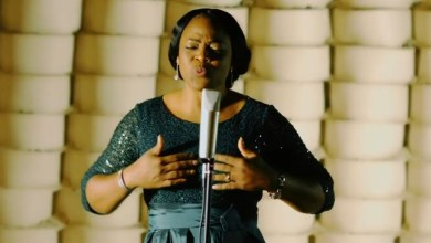 Funke Akinokun-Holy Is Our God