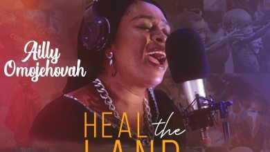 "Photo of Ailly Omojehovah – ""Heal the Land"" feat. Sam Daniels"