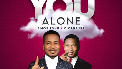 "Photo of Amos John – ""You Alone"" ft. Victor Ike"