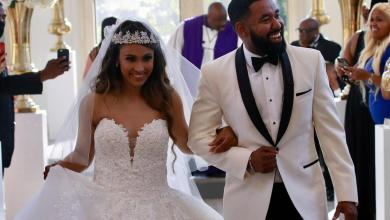 Photo of Bryan Andrew Wilson and Tiffany Morriar Get Married!