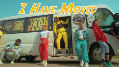 """Photo of ViDEO: Testimony Jaga – """"I Have Moved"""" feat. Israel Strong"""