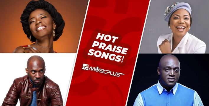 Hot Praise Songs_Gmusicplus List (2)