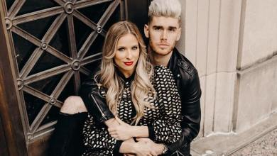 Photo of Colton Dixon and Wife Annie Welcome Twin Girls