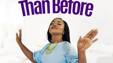 Aghogho-Than Before