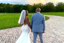 Photo of Phil Thompson Finally Ties The Knot, Shares Wedding Photos!