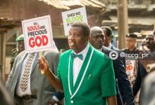 Photo of #EndSARS: Pastor Adeboye Condemns Killings of Unarmed Citizens