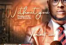 "Photo of Psalmist Icon Shares Heartfelt Song ""Without You"""