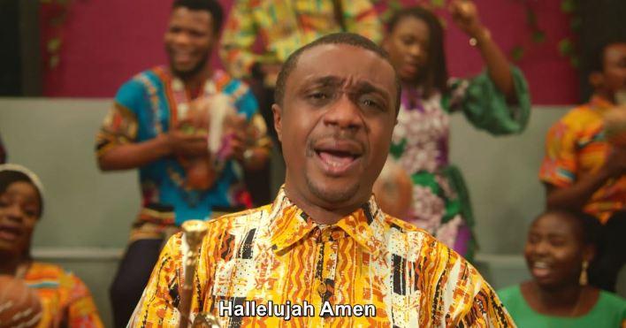 Nathaniel Bassey Hallelujah Challenge Praise Medley (1)