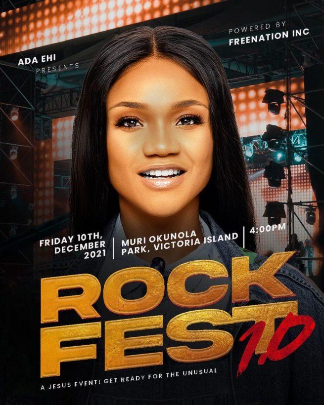 Ada Ehi Rockfest