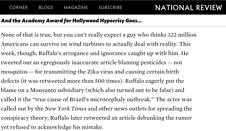National Review article