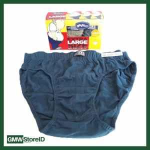 Celana Dalam Pria CD Jumbo Sempak Cowok GT Man Laki Size XXXL 4L W234