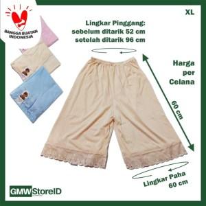 Androk Model Celana Kulot Pakaian Dalam Size XL N644