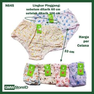 Celana Dalam Wanita CD Pakaian Dalam Size XXL N645