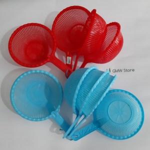 Saringan Plastik Untuk Mie, Cuci Piring,dll W167