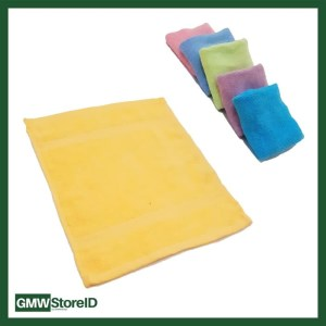 W398 Kain Lap Piring Handuk Ukuran Kecil Tipe H13 - Towel Polos Murah