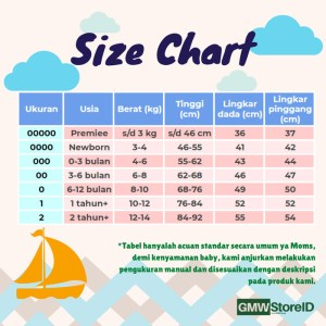 B193 CD Cewek Bayi XL Sablon Lucu Celana Dalam Baby Pants GN Warna SNI