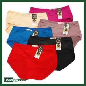 W616 Celana Dalam Perempuan Warna Under Wear Undies CD Wanita J33