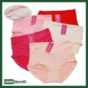W613 CD Wanita Underwear Women Celana Dalaman Warna Elegant J30