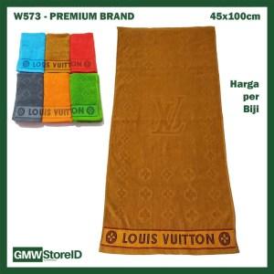 W573 Handuk Sedang Towel Dewasa Motif Warna Timbul Bagus Tipe H23