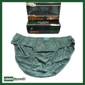 Sempak Celana Dalam Pria Underwear Laki Laki CD Optima868 Size XL W279