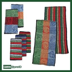 W562 Handuk Mandi Ukuran Kecil Kain Towel Dewasa Murah Motif Tipe H20