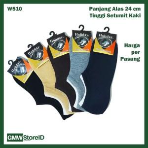 W510 Kaos Kaki Pria Kekinian Laki-Laki Modern Style Men Socks Tipe A12