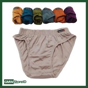 W469 Celana Dalam Laki BARATEX Kemasan Hijau Sempak CD Cowok Size L